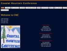 Tablet Preview of cmc-sports.org